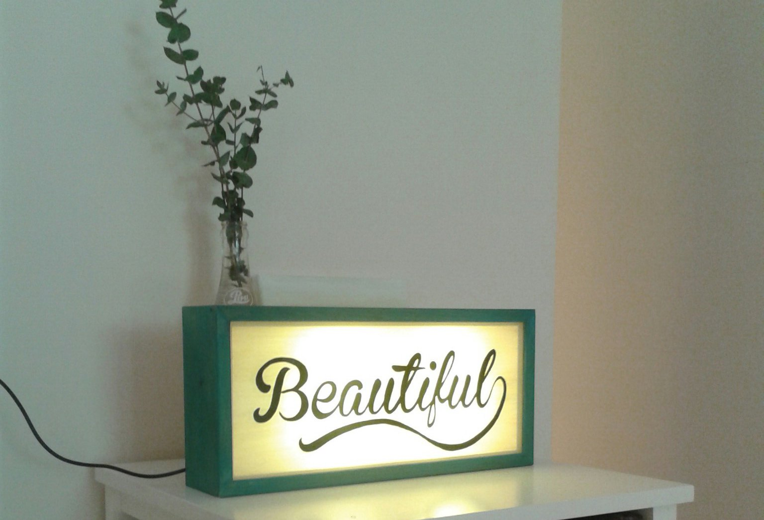 Our Light Box now comes with LED Lights!
