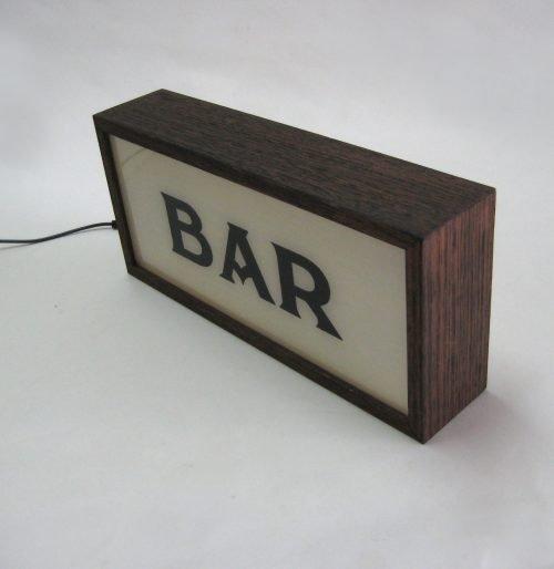 vintage-lightbox-sign-bar