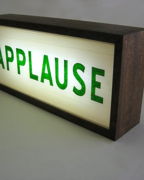 APPLAUSE Sign