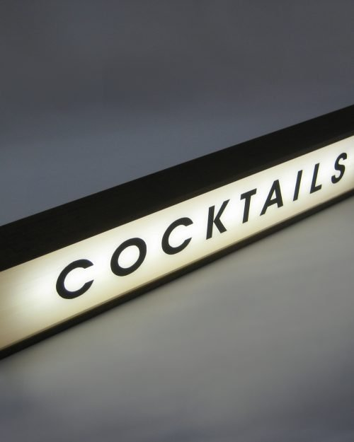 Cocktails Signs
