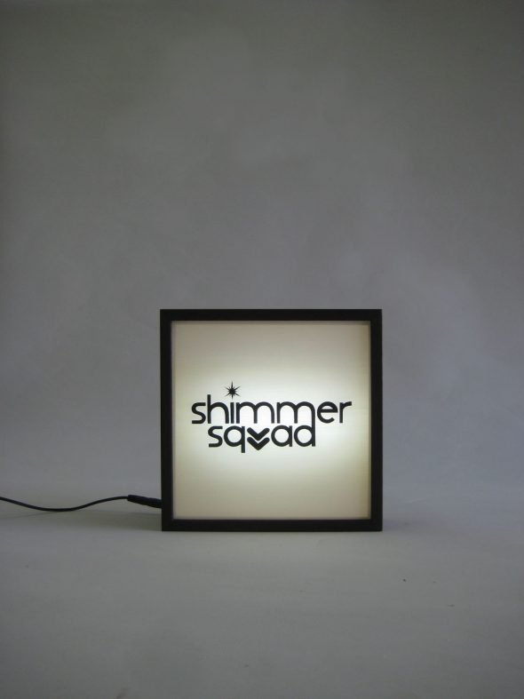 Custom Lightbox for Shimmer Squad